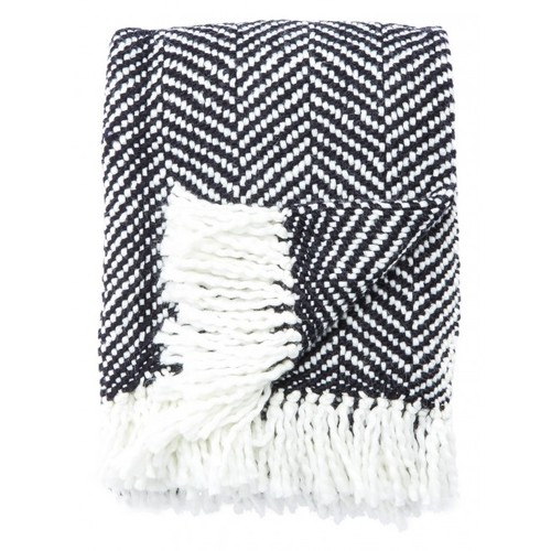 Kate spade new york astor throw, black