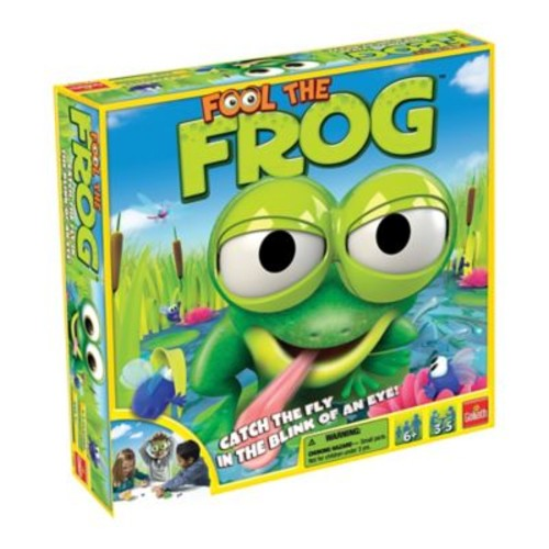Goliath Fool the Frog Game