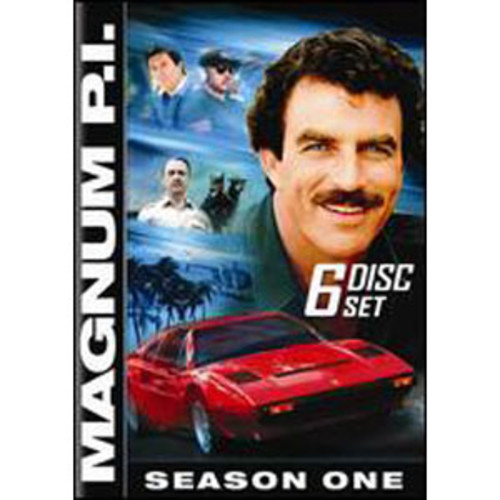 Magnum P.I.: The Complete First Season [6 Discs]