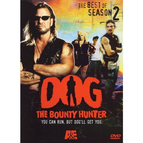 Dog: The Bounty Hunter - The Best of Season 2 [DVD]