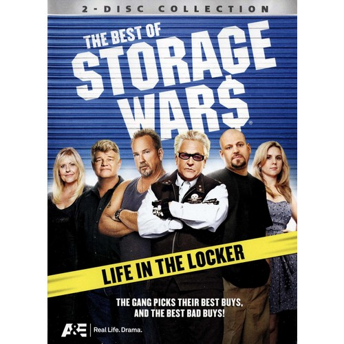 The Best of Storage Wars: Life in the Locker [2 Discs] [DVD]