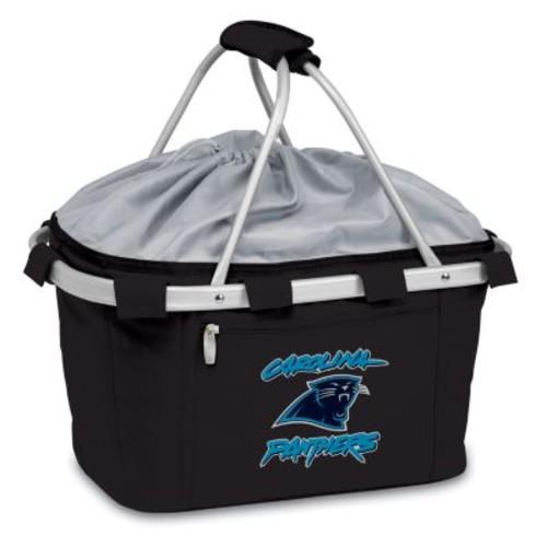 Picnic Time Carolina Panthers Metro Basket [Black]