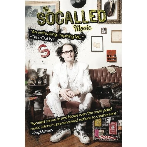 The Socalled Movie [DVD] [2010]