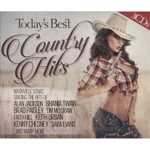 Today's Best Country Hits [CD]