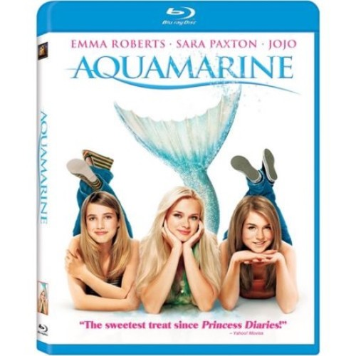 20th Century Fox Home Entertainment Aquamarine (Blu-ray)