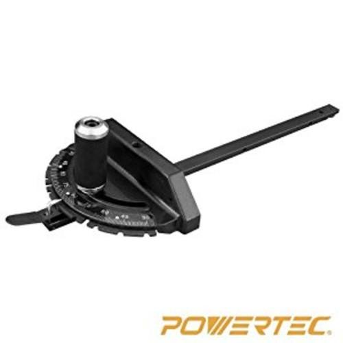 POWERTEC 71005 Deluxe Table Saw Miter Gauge