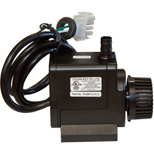 Portacool Cyclone Replacement Pump  Fits Portacool Cyclone 2000 and 3000 Evaporative Coolers,