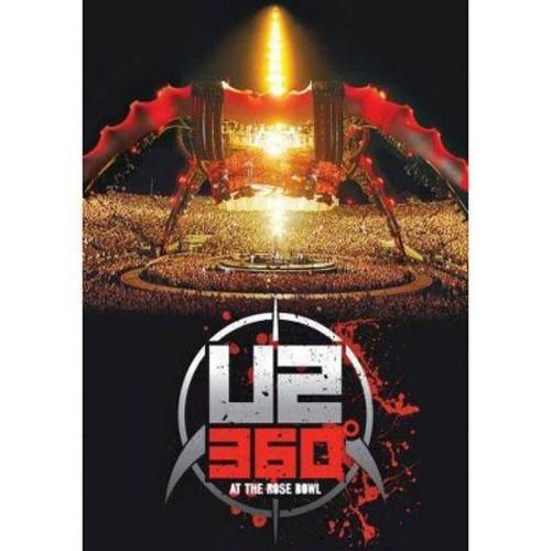360 tour:Live at the pasadena rose bo (DVD)