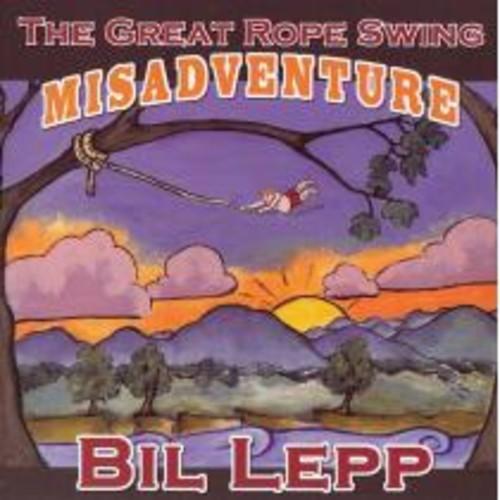 The Great Rope Swing Misadventure [CD]