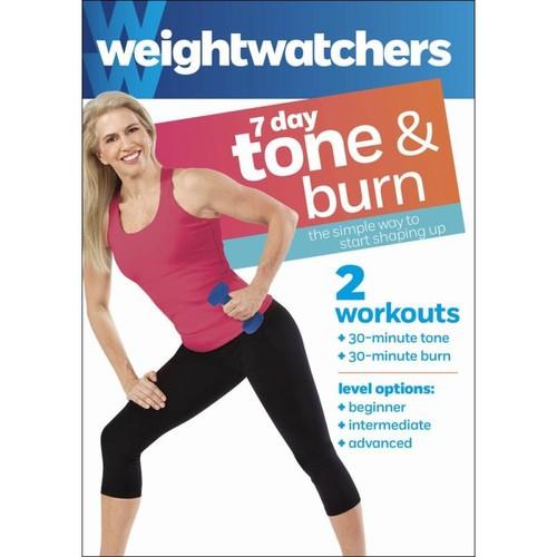 Weight Watchers: 7 Day Tone & Burn [DVD]