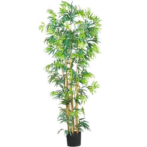 nearly natural 6-ft. Silk Bambusa Bamboo Tree