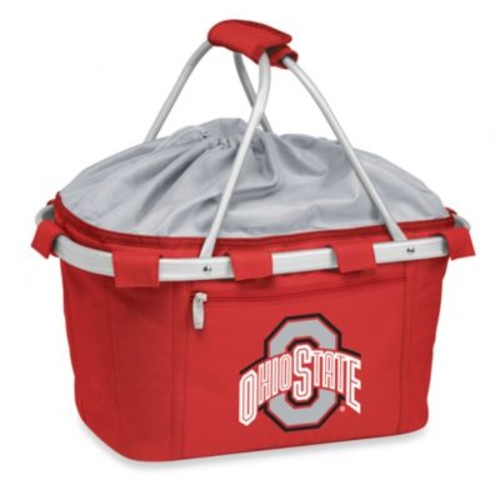 Picnic Time Collegiate Metro Basket - Ohio State