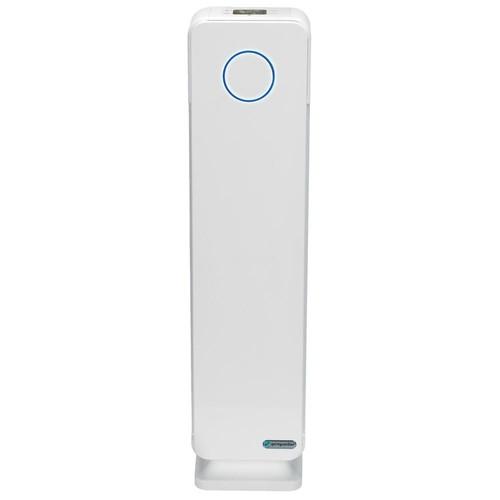 GermGuardian Elite 4-in-1 True HEPA Air Purifier with UV Sanitizer and Odor Reduction 28 in. Digital Tower