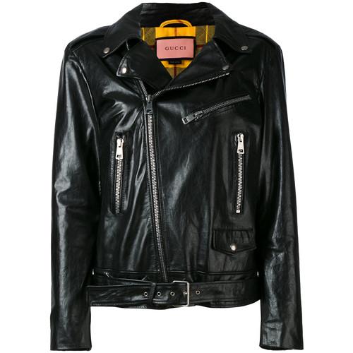 GUCCI Ghost Biker Jacket