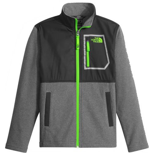 The North Face Boys' Glacier Fleece Jacket - Past Season