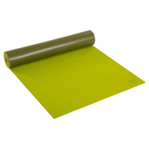 Lifeline Eco-Smart Yoga Mat (6mm) - Moss / Forest