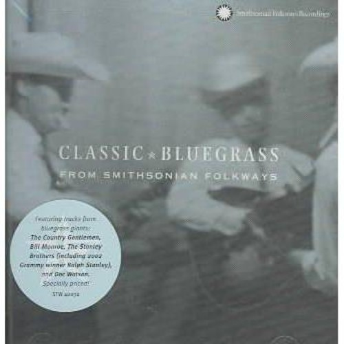 Various - Classic bluegrass from smithsonian (CD)
