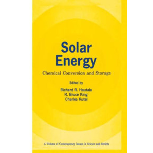 Solar Energy: Chemical Conversion and Storage / Edition 1