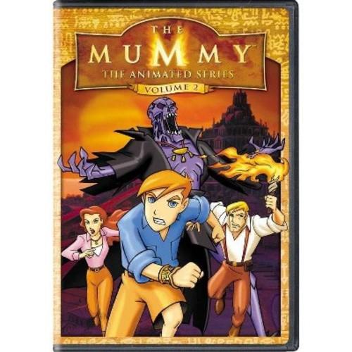 Mummy:Animated series vol 2 (DVD)