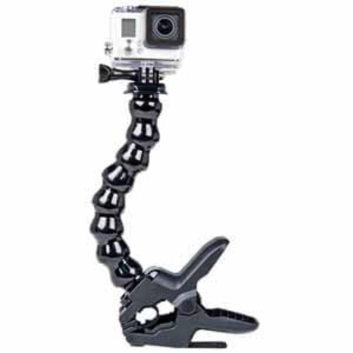 Bower Xtreme Action Series BendiFlex Clamp Mount for GoPro