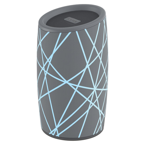 iHome Portable Bluetooth Speaker - Grey