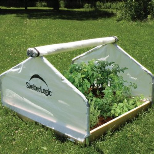 ShelterLogic GrowIt 4 Ft. W x 4 Ft. D Mini Greenhouse