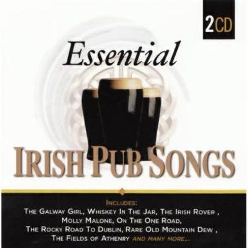 Essential Irish Pub Songs [CD]
