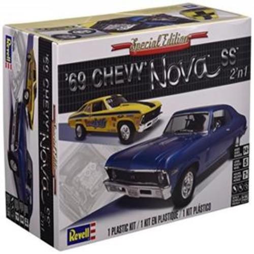 Revell of Germany Revell 1:25 `69 Chevy Nova SS