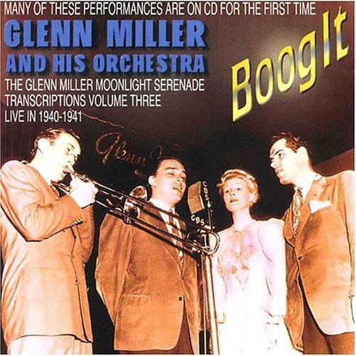 Moonlight Serenade Transcriptions: Boog It - 1940