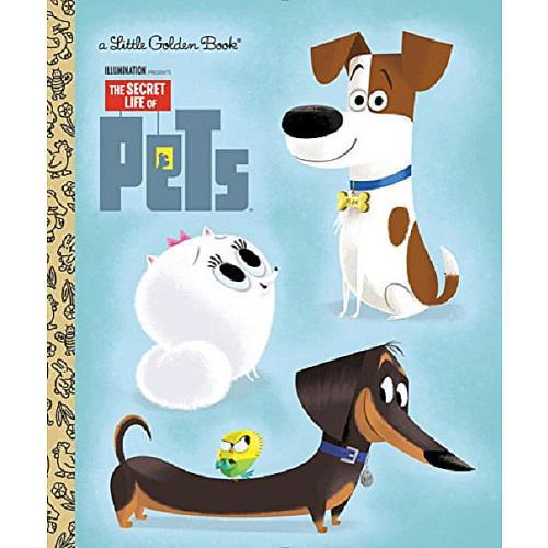 The Secret Life of Pets Book