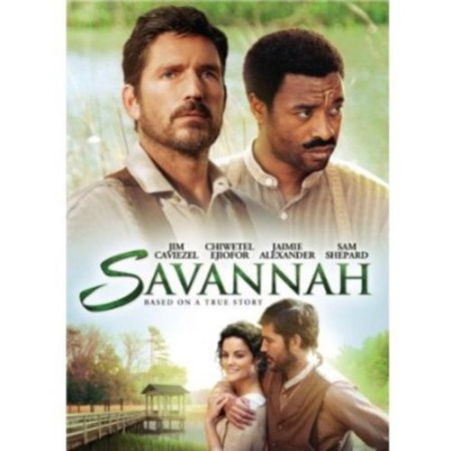 Savannah [DVD] [English] [2013]