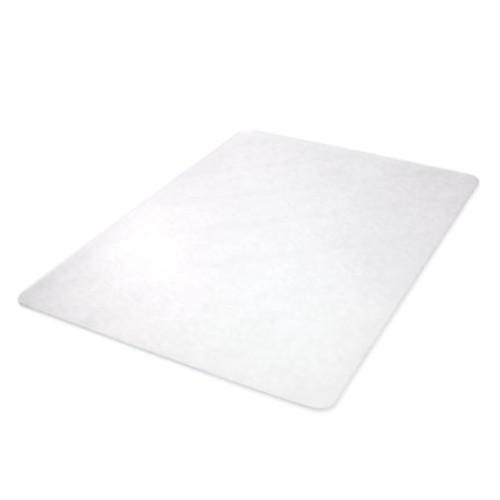 Deflect-O DuoMat Chair Mat For Carpets And Hard Floors, Rectangular, 36