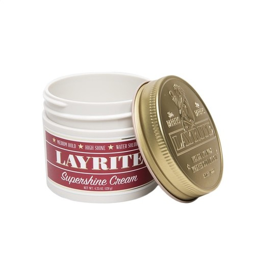 Layrite 4.25-ounce Supershine Cream