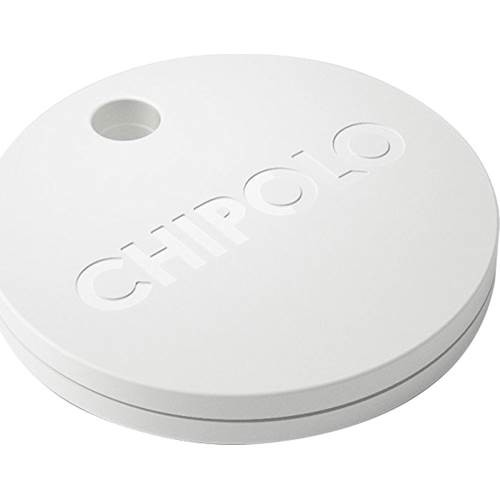 Chipolo - Chipolo Classic 2.0 Item Tracker - White