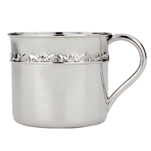 Reed & Barton Tara Sterling Silver Baby Cup