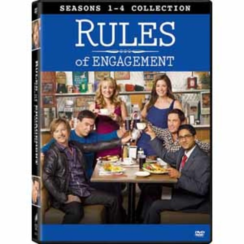 Rules Of Engagement: Ssn Ctr51126Dvd/Tv Shows / T