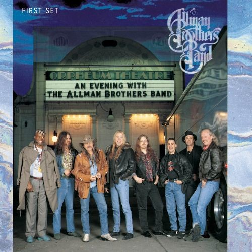 An Evening with the Allman Brothers Band: First Set [CD]