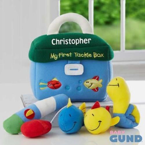 GUND My First Tackle Box Play Set