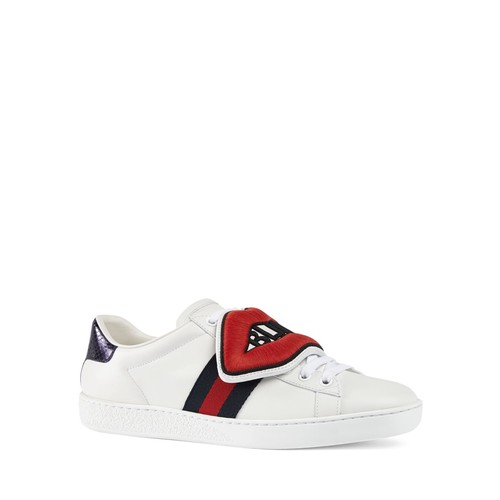GUCCI Ace Blind For Love Sneakers