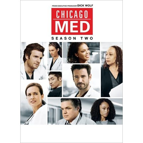 Chicago Med: Season Two [6 Discs] [DVD]