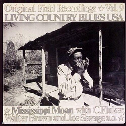 Living Country Blues USA, Vol. 9 [CD]