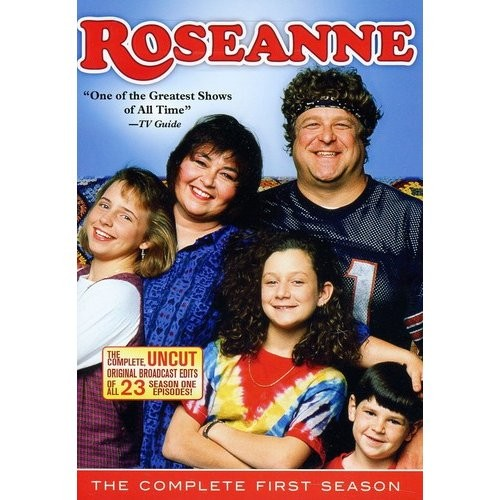 Roseanne: Season 1: Roseanne, John Goodman, Sara Gilbert, Laurie Metcalf, Michael Fishman, Lecy Goranson, various: Movies & TV