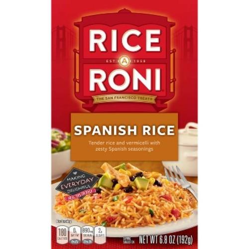 Rice A Roni Spanish Rice 6.8 oz