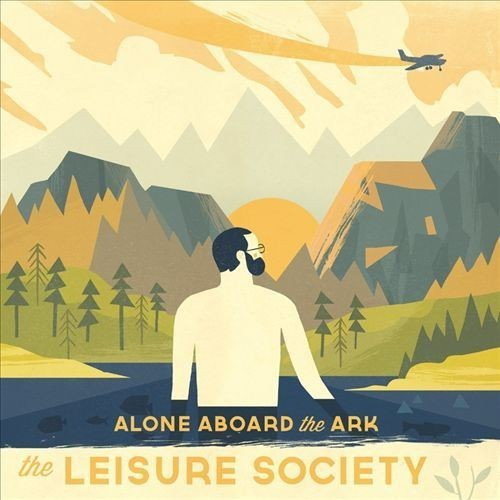 Alone Aboard the Ark [CD]