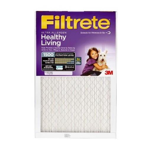 Filtrete Ultra Allergen, 2pk 18X24, Air Filter