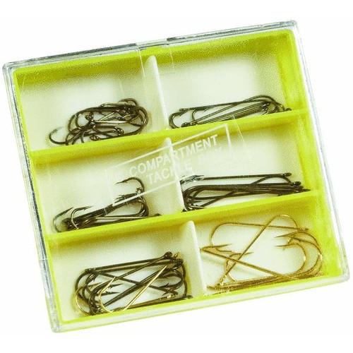 SouthBend Crappie And Pan Fish Hook Kit Assortment - PHA-1