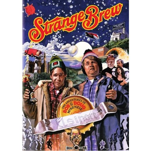 Strange Brew (dvd_video)