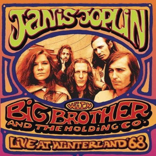 Live at Winterland '68 By Janis Joplin with Big Brother and the Holding Co. (Audio CD)