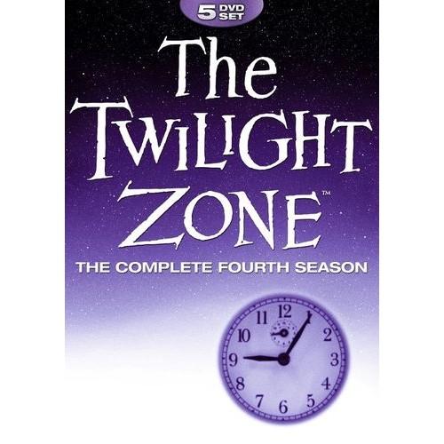 The Twilight Zone: The Complete Fourth Season [5 Discs] [DVD]