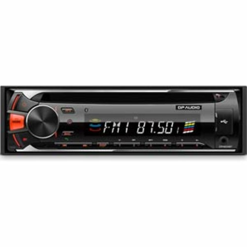 DP AUDIO DPH9234BT CD/MP3/USB CAR STEREO
